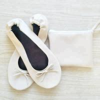 China Childrens wedding ballet shoes,ballet shoes for wedding dress, wedding day shoes ballet flats on sale