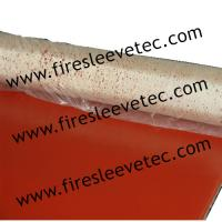 Quality 96 oz Silicone coated fiberglass heat resistant cloth for sale