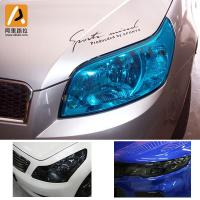 Quality Hot-selling 0.3*9m Protection and Decal Car Light Film Chemeleon Light Film for sale