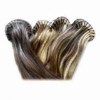 Quality Remy Hand Tied Weft Hair for sale