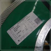 Buy cheap ASTM A240 436L 439 441 Thin Steel Sheet Cold Rolled , Stainless Steel Metal from wholesalers