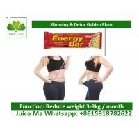 Quality Slimming Fast Natural Weight Loss Protein Bars Healthy Snack Foods OEM / ODE for sale