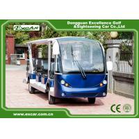 72V Battery Electric Tourist Bus Heavy Duty Axle With Differential Gear