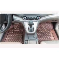 Quality Long Life Spend Car Foot Mat Full Set Customized Color PVC Material for sale