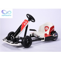 Quality Children'S Electric Toy Kart 36V Battery With LED Lights Bluetooth 3 Speed for sale