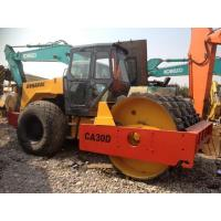 Buy CA30PD Dynapac used road roller for sale padfoot roller Seychelles Cote d'lvoir at wholesale prices