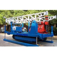 Quality Crawler Mounted Rig Drilling In Horizontal To Vertical Geotechnical Engieering for sale