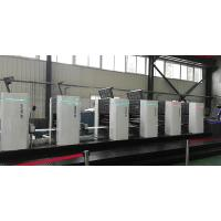Quality Roll Type High Speed Offset Printing Machine , 4 Colour Offset Printing Machine for sale