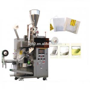 China Automatic jasmine tea bag packing machine 2g to 7g on sale