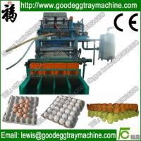 Quality Automatic Paper egg tray injection molding machinery for sale