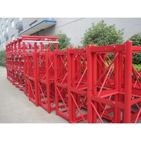 Twin Cage SC200 Lifting Construction Hoist Parts With 2, 700kg Case Lload Capacity