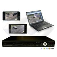 Quality PAL 25*4FPS 4ch Video input PTZ control Digital Zoom H.264 4CH Standalone DVR  with HD VGA output for sale