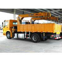 Quality XUGONG 8T SQ8SK3Q Telescopic Boom Truck Crane for sale with best price for sale