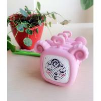 China 3W active bluetooth speaker mini cute speakers for mobile on sale