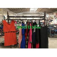 Quality High Quality Used Clothing , New York Style Second Hand Ladies Clothes for sale
