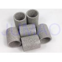 Quality High Temperature Sintered Porous Metal Filter , Porous Metal Tube For Waste Water for sale