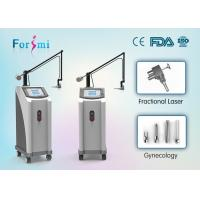 Big true color LCD touch screen co2 fractional laser resurfacing medical co2 fractional laser machine