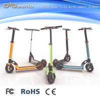 China 8.5 inch 350w two wheel foldable electric scooter on sale