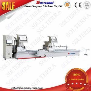 Quality CNC Automatic Aluminium Double head Cutting Saw LJB2B-500x6000 for sale