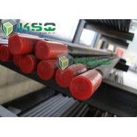 Buy cheap 3050mm 3660mm Length Rock Drilling Tools Fully Carburized Extension Drill Rod from Wholesalers