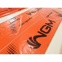 Quality Waterproof Outdoor Custom Canvas Tarps PVC Coated Tarpaulin Fabric Anti - Mildew for sale