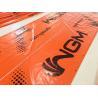 Buy cheap Waterproof Outdoor Custom Canvas Tarps PVC Coated Tarpaulin Fabric Anti - Mildew from wholesalers