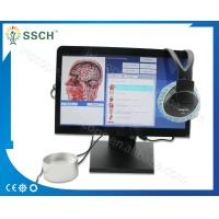 Black Touch Screen 8d nls diagnostic Health Analyzer Machine for human body check