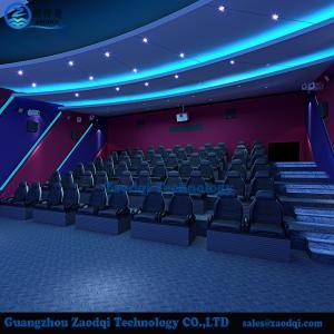 Quality Popular Convenient 5D Motion Cinema, Mobile 5D Cinema Theater Equipment for Sale for sale
