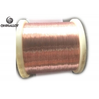 Quality NC010 CuNi6 Nickel Copper Based Wire Strip Mass Stock Many Size Options for sale