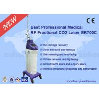 China RF Pigment Removal Fractional Co2 Laser Equipment Vaginal Tightening on sale