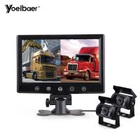 Quality 9 Inch Reversing Camera Kit Heavy Duty Vehicle Truck Bus Backup Camera System for sale