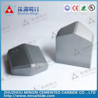 Quality WC Co Cemented carbide TBM Disc Cutter shield cutting OEM / ODM for sale