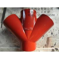 Quality cast iron soil pipe & fittings for sale