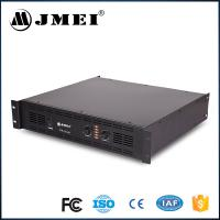 China Stage Equipment Audio Sound System Powered Amplifier 2 Years Warranty on sale