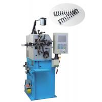 Quality 15% Faster Spring Making Equipment Computer Control With 0.75 Kw Cam Axis Servo Motor for sale