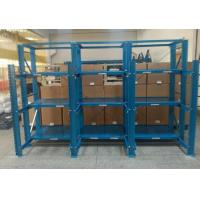 Quality Multi Level Industrial Storage Shelving With Drawer For Tool / Dies Storing for sale