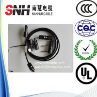 Quality Flexible dual core dc solar cable Solar pv cables PV1-F for sale