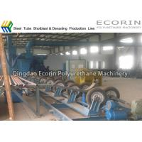 Quality Steel Pipe Shot Blasting Machine / Shotblasting Equipment ISO Certification for sale