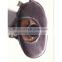 Quality Muffler removable insulation cover for sale