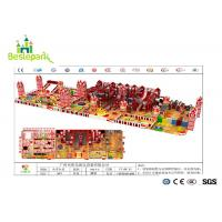 EVA Cover Indoor Soft Playground 2CM Thickness With Custom Made Design for sale