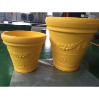 Quality plastic flower pot mould rotaional mold for sale