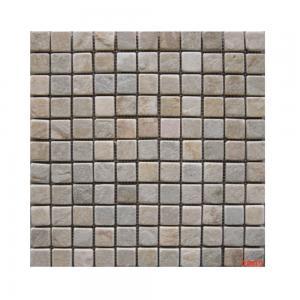 Buy cheap Yellow Quartzite Mosaic from Wholesalers