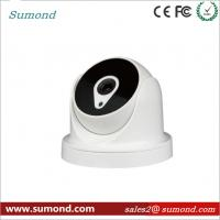 Quality Plastic AHD Dome Camera 2.0 Mpixes AHD Security Cameras 3D Noise Reduction for sale
