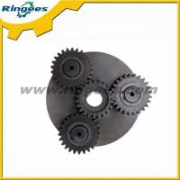 Buy cheap Excavator reduction gearbox, Daewoo DH150 1st level swing planet carrier assembly from Wholesalers