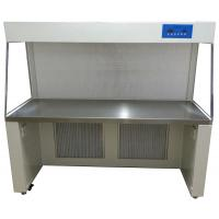 Quality class 100 horizontal air flow laminar flow bench for lab with hepa filter pollution monitoring for sale