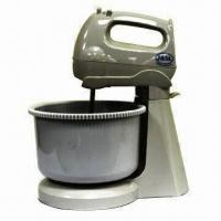 China Hand Mixer with Bowl and Stand, OEM Orders are Welcome on sale