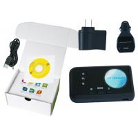 Quality Auto Download Alarm Gps Vehicle Tracking Device , Overspeed Alarm Gps Based Vehicle Tracking System for sale