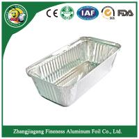 Quality Superior Quality food containers  aluminum foil tray kitchen use for sale