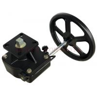 Quality manual handwheel for pneumatic actuator valve gear box for sale