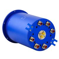 Buy cheap High Frequency Rotating Electrical Connector Slip Ring With Flying Lead , High from wholesalers